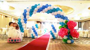 wedding arch balloons wedding balloon decorations jocelynballoons the leading