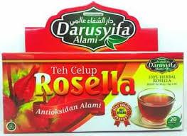 Teh Murah teh rosella toko herbal muslim jakarta jual obat grosir