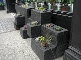 cinder block garden box ideas