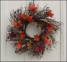 christmas decoration photo simple how to decorate a vine wreath