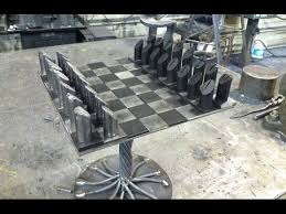 cool chess set the coolest chess set ever youtube
