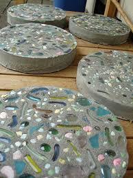Garden Stone Craft - best 25 diy stepping stones ideas on pinterest garden stones
