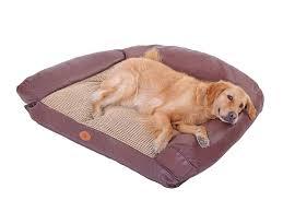Dog Beds With Cover Pls Birdsong Paradise Plush Dog Sofa Bolster Dog Bed Dog Beds
