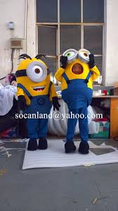 Halloween Mascot Costumes 25 Minion Mascot Costume Ideas Minion Costume