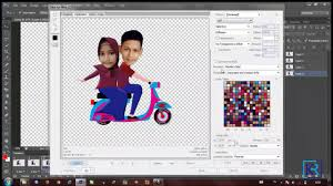 cara membuat gambar bergerak gif dengan photoshop tutorial photoshop cara membuat gambar bergerak gif 720p youtube