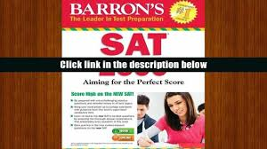 download barron s sat 1600 6th edition with bonus online tests