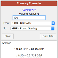 Currency Converter Currency Converter