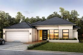 Single Home Designs Good Late Single Story Modern Home