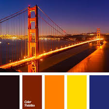 Blue Orange Color Scheme 53 Best Color Palettes Images On Pinterest Colors Orange Color