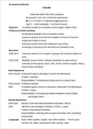usa resume format strikingly us resume format unthinkable pretentious 2 marvellous 15