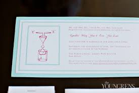 wedding invitations san diego be inspired science themed wedding invitations the youngrens