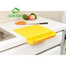 planche de cuisine 2 en 1 cuisine pliable planche à découper creative non glissement
