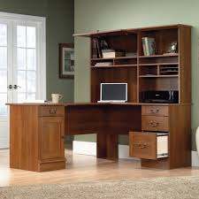 Sauder Bookcases by Sauder Select Shaker Cherry Hutch 411316