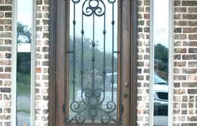 Exterior Doors Houston Tx Iron Front Doors Houston Exterior Metal Doors Houston Hfer