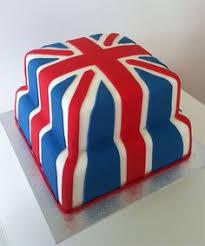 union jack heart cake heart cakes cake
