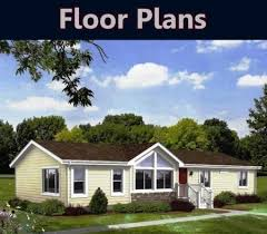 Floor Plans For Mobile Homes Single Wide Single Wide Manufactured Homes Skyline Fleetwood Models Floor