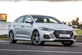 hyundai elantra hyundai elantra 1 6 turbo elite sport 2017 quick review cars co za