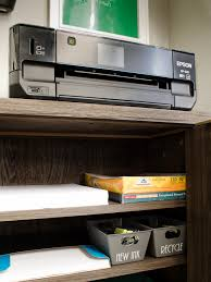 photos hgtv printer supply cabinet in organized home office loversiq
