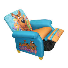 dreamfurniture com scooby doo paws kids recliner