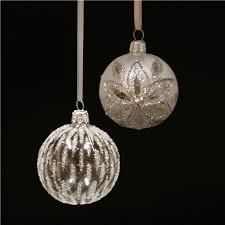 glass christmas tree decorations glass christmas decorations uk