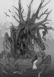 the swamp king u0027s daughter andersen on behance