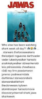 Shark Week Meme - 25 best memes about shark week shark week memes