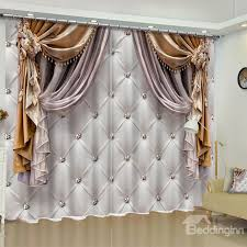 curtains for livingroom beautiful living room curtains 3d blackout curtains