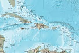 Where Is Puerto Rico On A Map by File Map Of The Caribbean Jpg Wikipedia