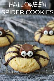 23 easy halloween cookie recipes cute ideas for halloween cookies