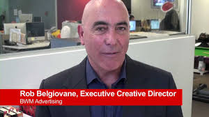 Executive Creative Director Job Rob Belgiovane Bwm Advertising The Invisible Branson Makes A
