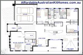 4 Bedroom Home Design 4 Bedroom House Plans Single Story 4 Bedroom