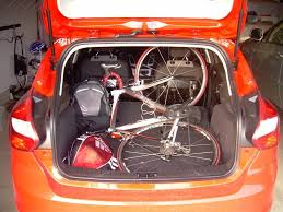 hatchback subaru inside best car for mountain bikers ride more bikes