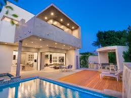 incredible west hollywood modern home with tub pool and open