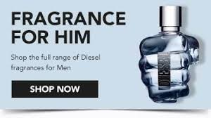 diesel perfume for her and aftershave for him
