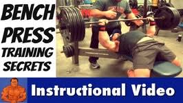 How To Bench Press Alone - bench press safely alone without killing yourself video by