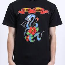 rose tattoo u2014 band t shirts