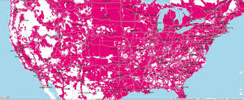 Sprint Coverage Map Michigan by Lte Coverage Map Updated Again Tmobile