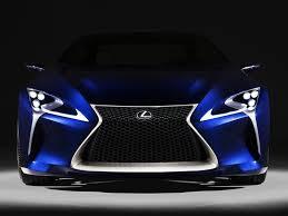 precio del lexus lf lc lexus lf lc blue concept debut en australia autocosmos com