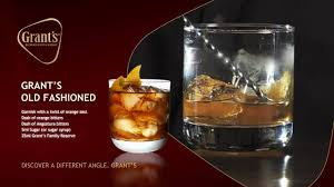 old fashioned cocktail garnish the famous grant u0027s old fashioned whisky cocktail youtube