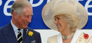 prince charles and camilla in love