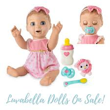 best toy deals for black friday luvabella doll for sale best prices u0026 cheap deals in stock