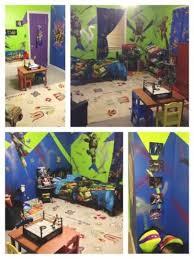 Ninja Turtle Wall Decor First Chop Ninja Turtles Bedroom Ideas