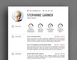 template cv 33 best cv template resume template design and usability images