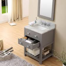 Small Bathroom Vanity With Sink by Cadale 24 Inch Finish Single Sink Bathroom Vanity Tiny