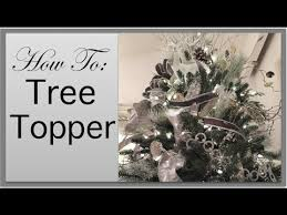 decorations tree topper diy