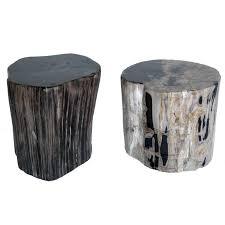 bernhardt petrified wood side table impressive side table bernhardt in petrified wood tables attractive