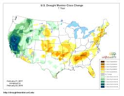 United States Drought Map by An Inevitable Decline In Wheat Harvest In The United States Will