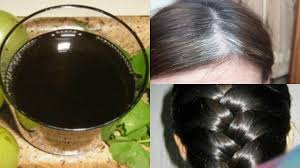 what to dye your hair when its black no more hair dye this black water will make your gray hair to