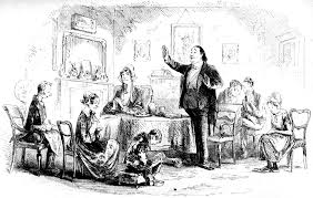 charles dickens as social commentator and critic