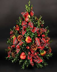 Christmas Tree Ribbon Decorating Christmas Tree Ribbon Decoration Ideas Ne Wall